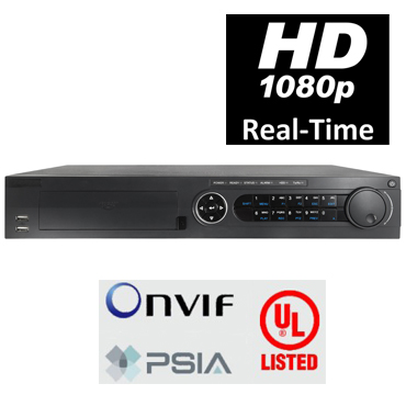 IP 8 Channel NVR
